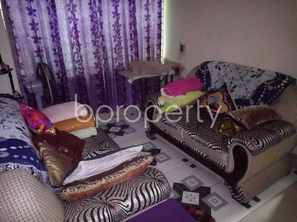 Dine/Dining - 3 Bed Apartment for Sale in Mohammadpur, Dhaka - 1901822