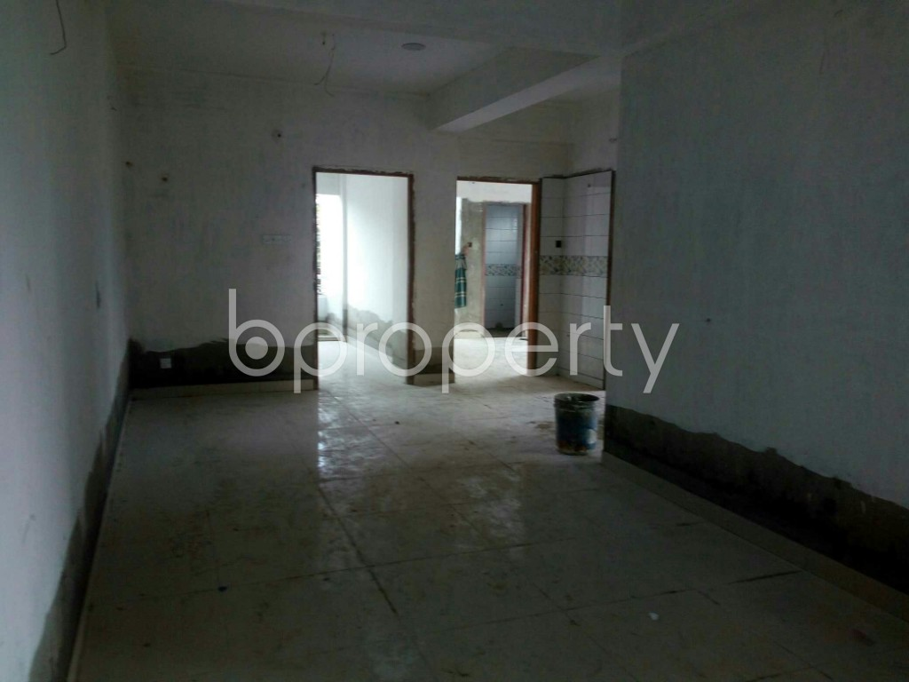 Dine/Dining - 3 Bed Apartment for Sale in Cantonment, Dhaka - 1901906