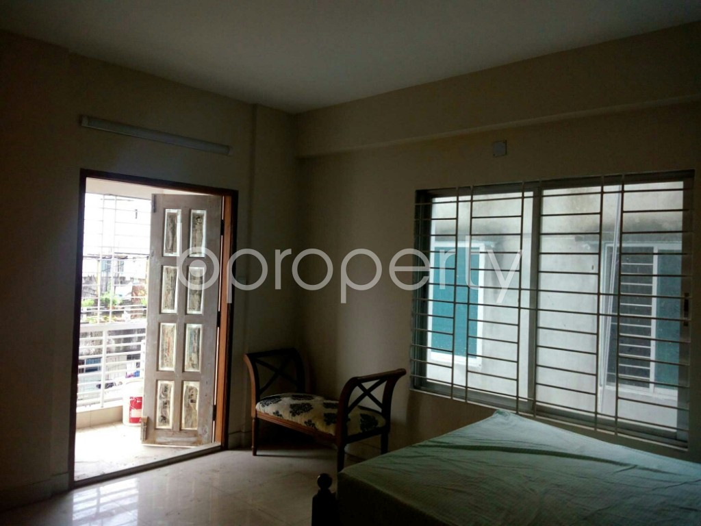 Bedroom - 3 Bed Apartment for Sale in Bashundhara R-A, Dhaka - 1901965
