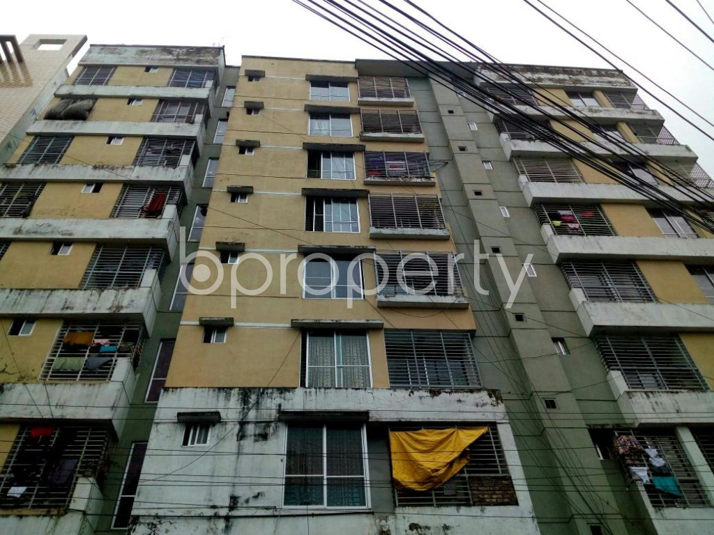 Front view - 3 Bed Apartment to Rent in East Nasirabad, Chattogram - 1901975