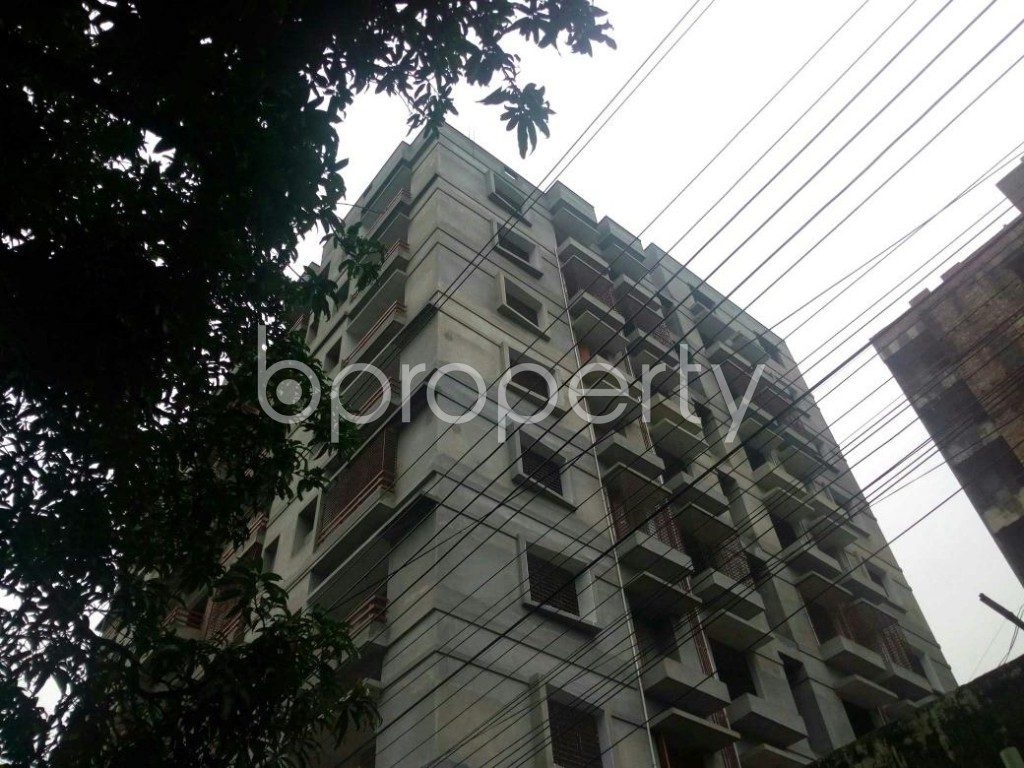 Outside view - 3 Bed Apartment for Sale in Bagichagaon, Cumilla - 1902319
