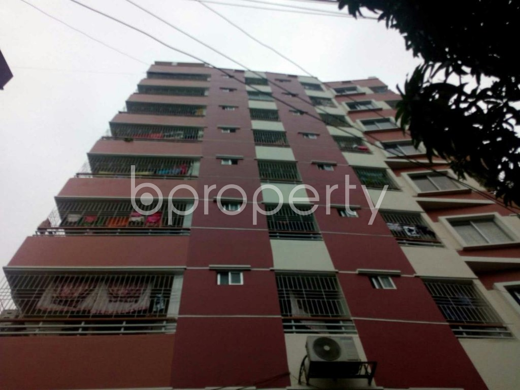 Front view - 2 Bed Apartment to Rent in Bagichagaon, Cumilla - 1902324