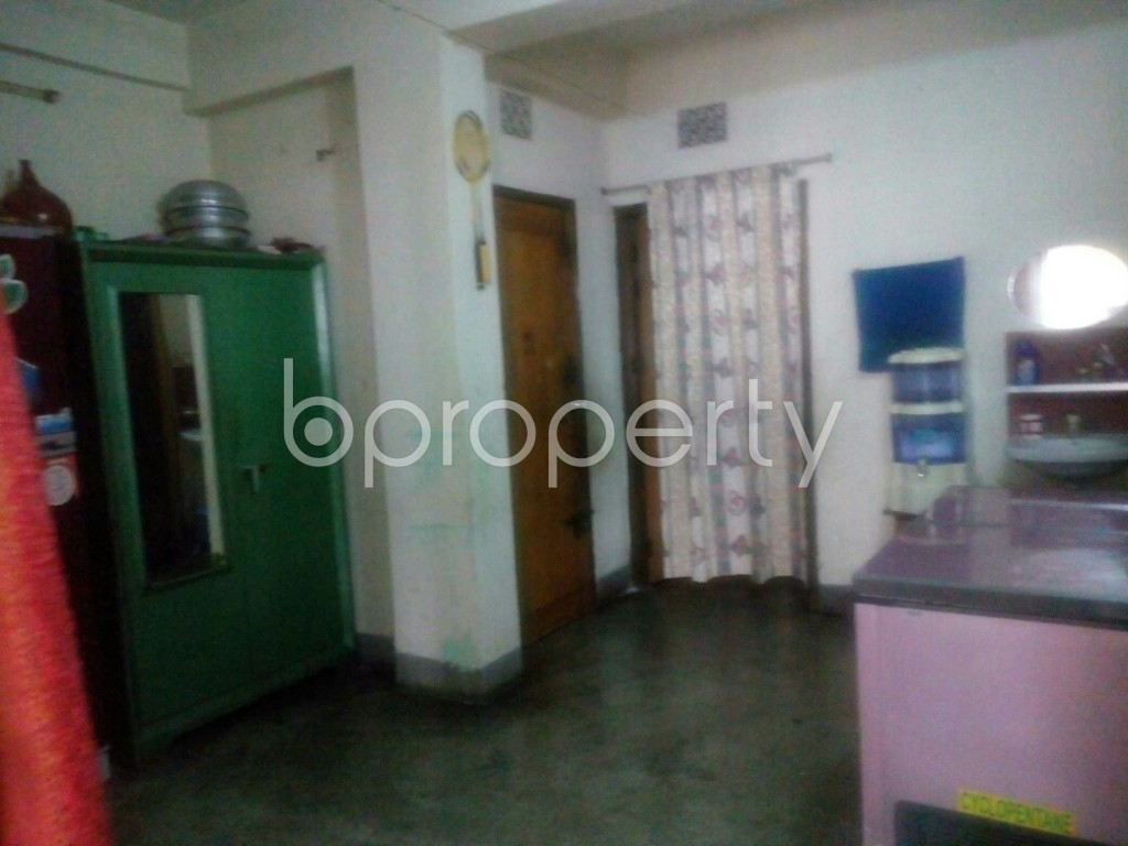 Dine/Dining - 3 Bed Apartment for Sale in Badda, Dhaka - 1902374