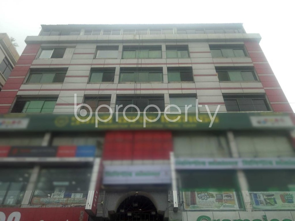 Front view - Office to Rent in Uttara, Dhaka - 1902414
