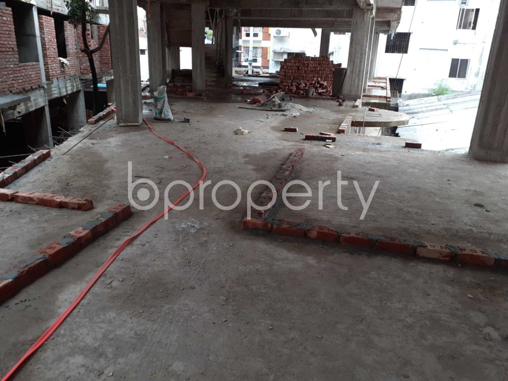Commercial inside - Office for Sale in Banasree, Dhaka - 1902489
