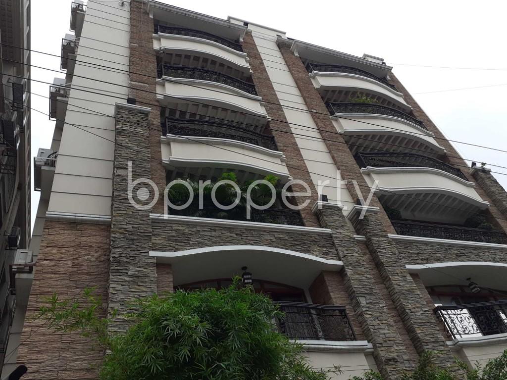 Front view - 4 Bed Apartment to Rent in Gulshan, Dhaka - 1902560