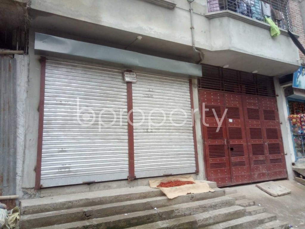Front view - Shop to Rent in Mirpur, Dhaka - 1902569