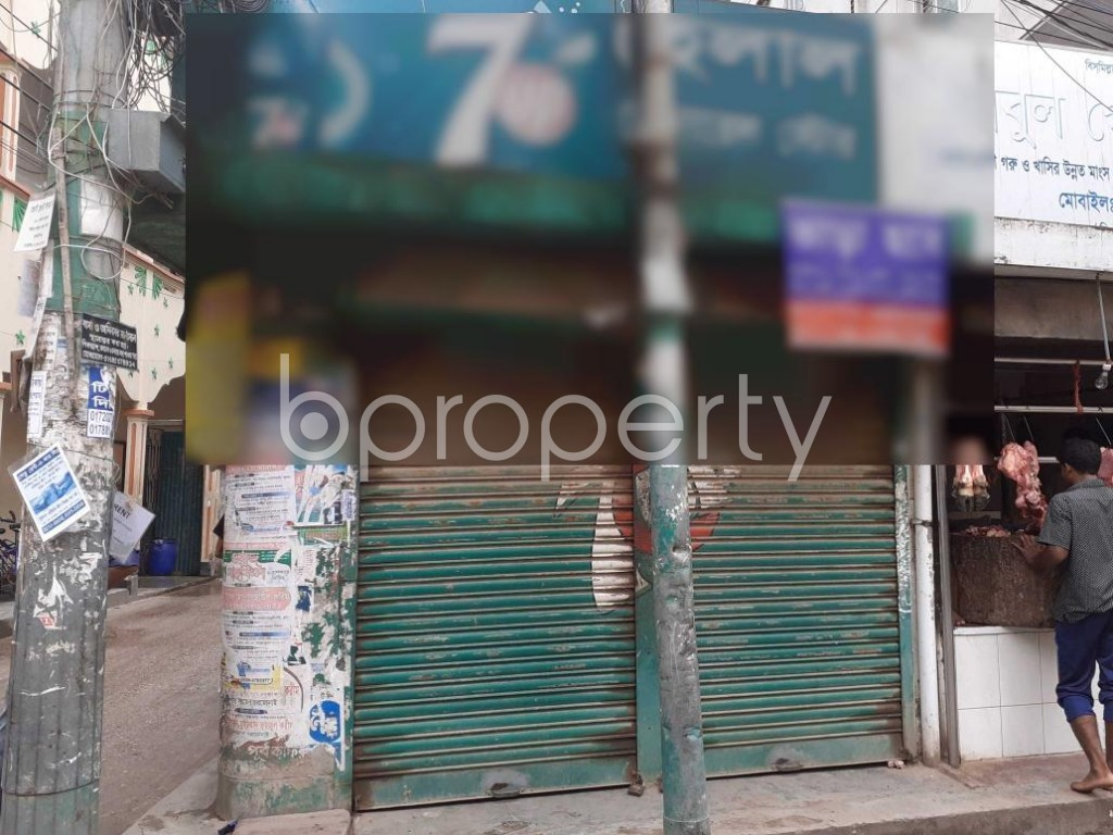 Front view - Shop to Rent in Kafrul, Dhaka - 1902573