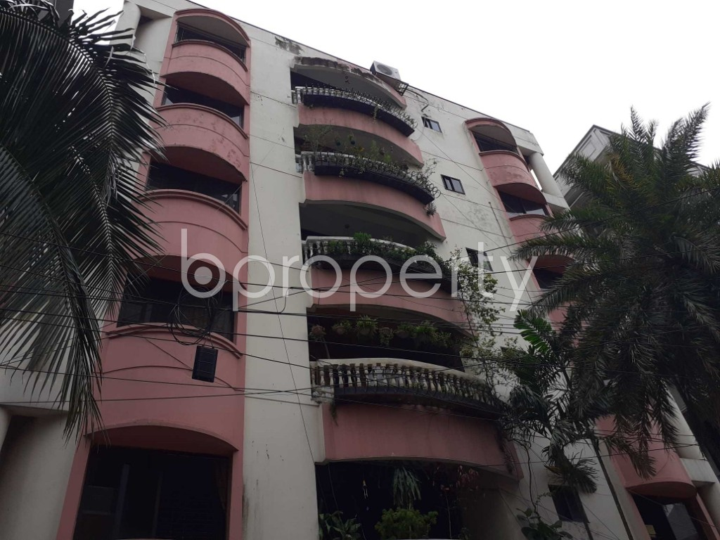Front view - 2 Bed Apartment to Rent in Gulshan, Dhaka - 1902575