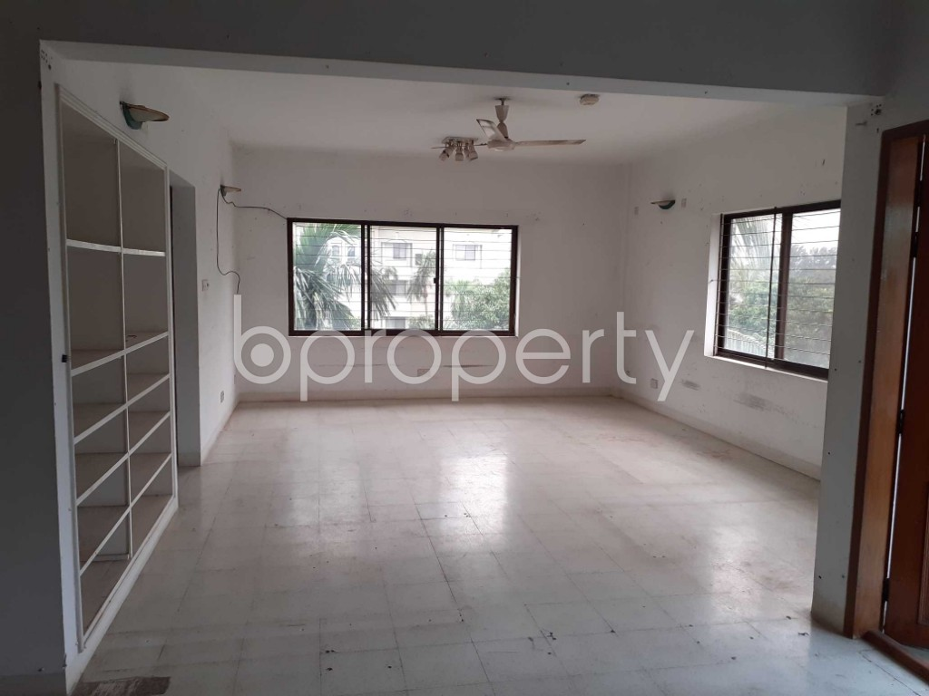 Dining area - 3 Bed Apartment to Rent in Gulshan, Dhaka - 1902651
