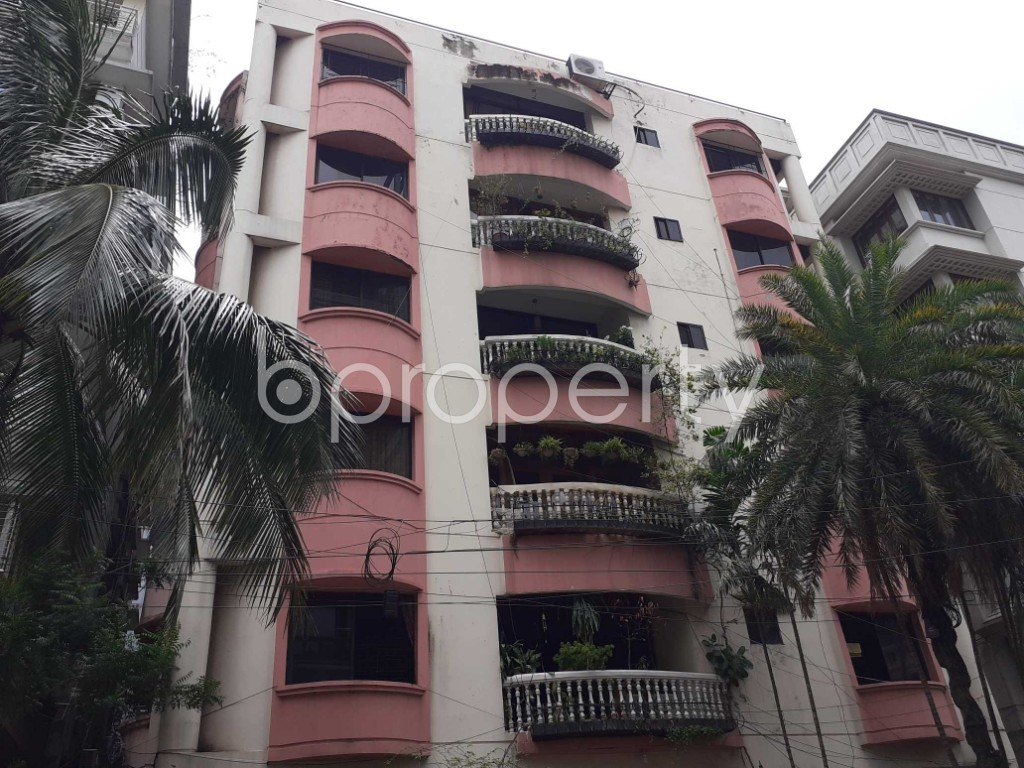 Front view - 3 Bed Apartment to Rent in Gulshan, Dhaka - 1902652
