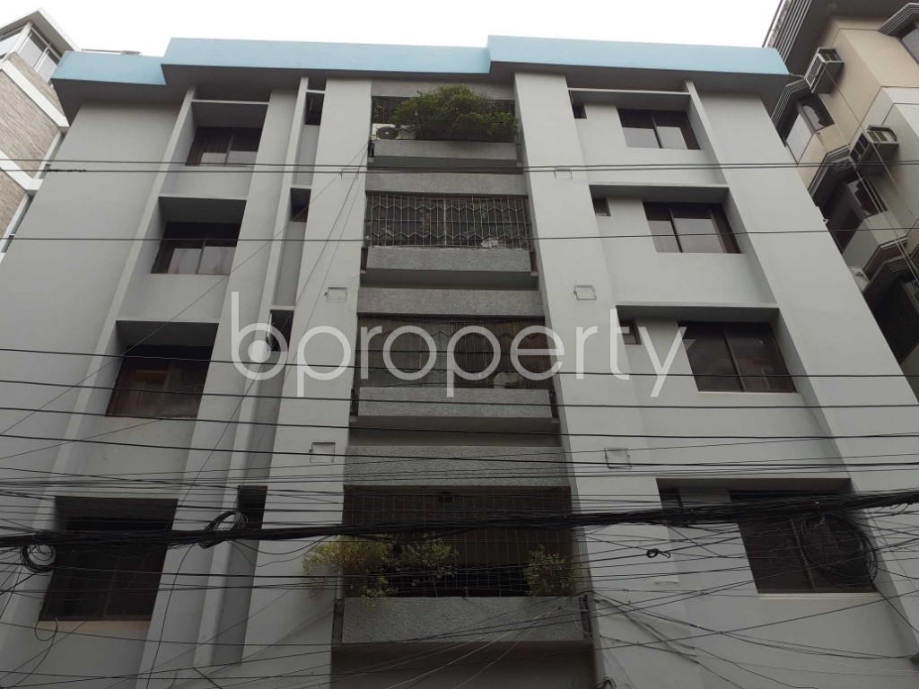 Front view - 3 Bed Apartment to Rent in Gulshan, Dhaka - 1902673