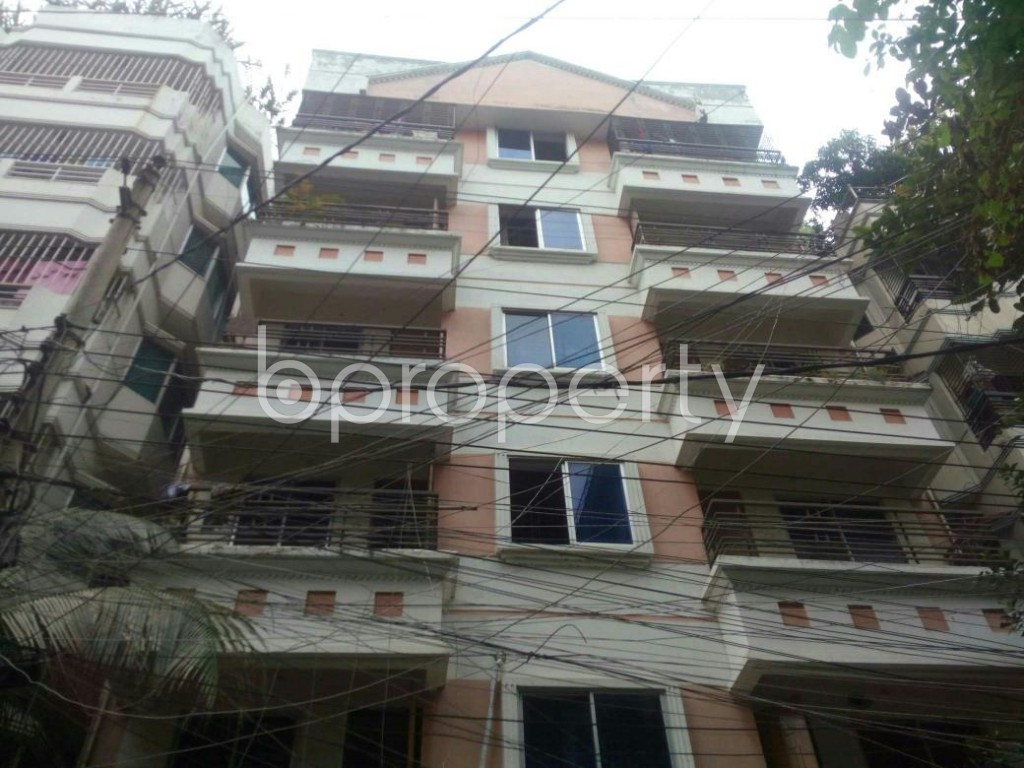 Front view - Office to Rent in Uttara, Dhaka - 1902695