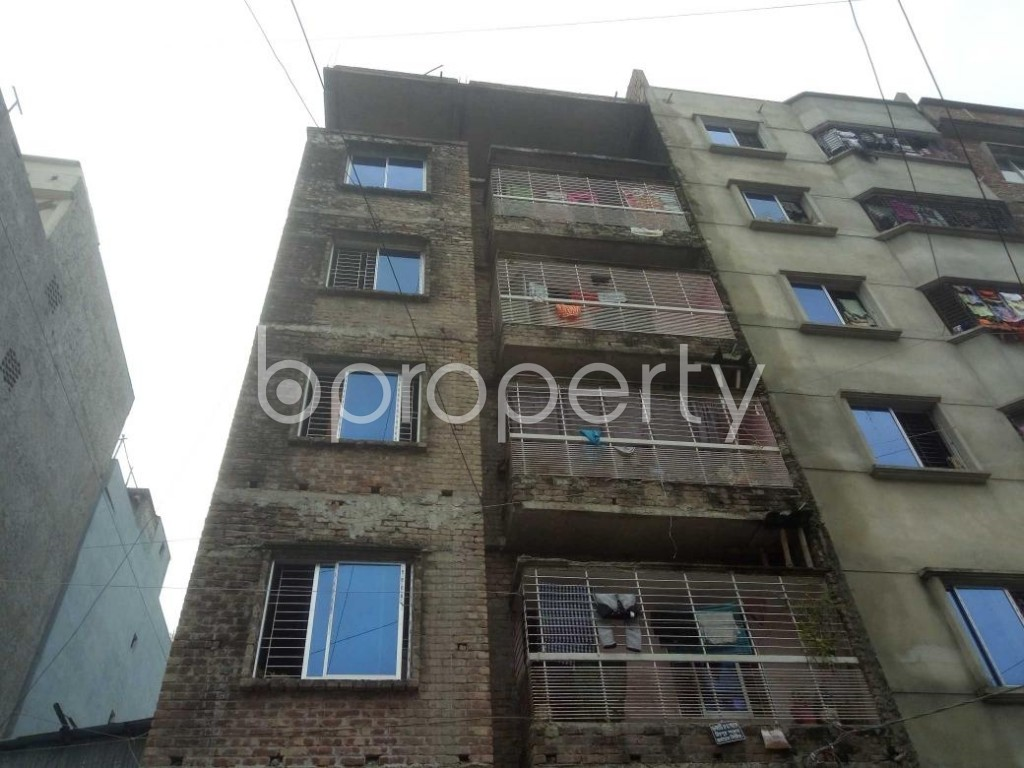 Front view - Shop to Rent in Mirpur, Dhaka - 1902713