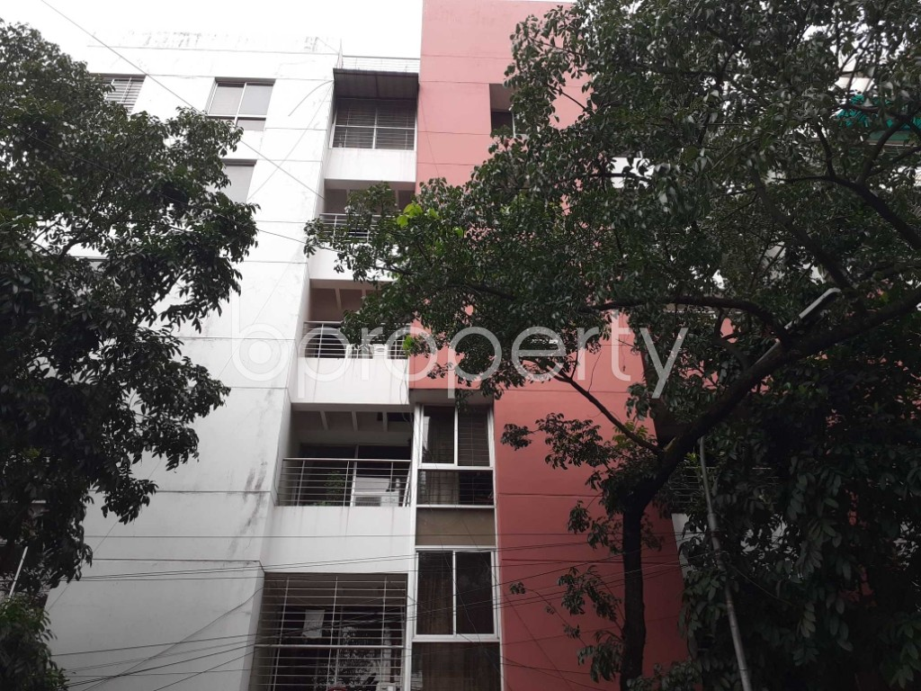 Front view - 3 Bed Apartment to Rent in Gulshan, Dhaka - 1902745