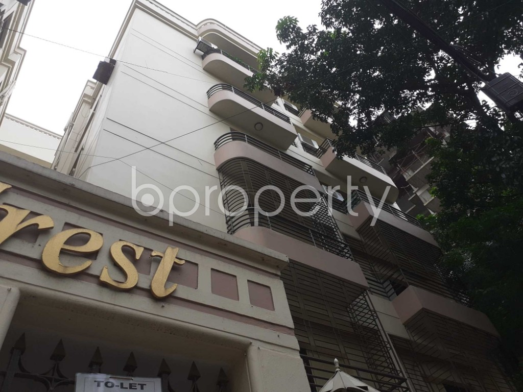 Outside view - 3 Bed Apartment to Rent in Gulshan, Dhaka - 1902749