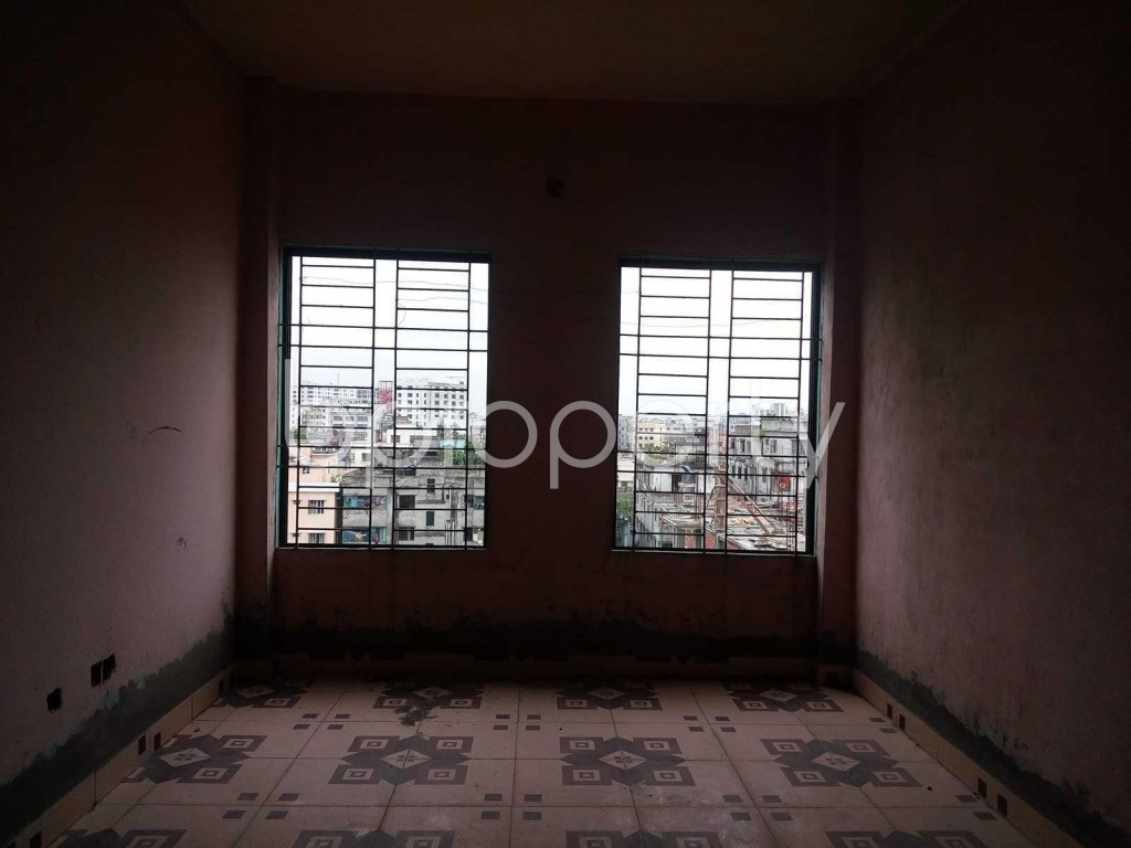 Bathroom - 3 Bed Apartment for Sale in Mirpur, Dhaka - 1902812