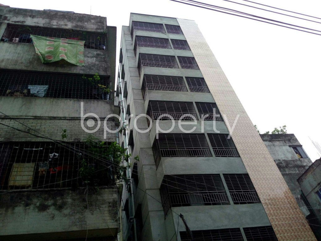Outside view - 3 Bed Apartment for Sale in Dhanmondi, Dhaka - 1902827