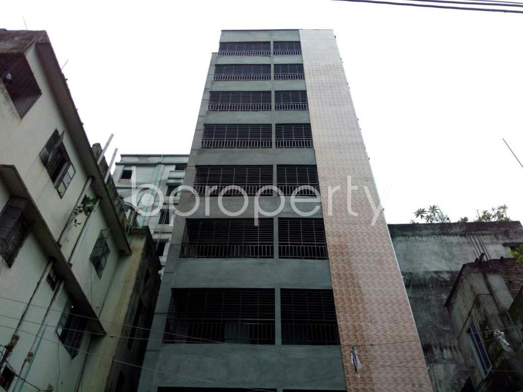 Front view - 3 Bed Apartment for Sale in Dhanmondi, Dhaka - 1902829