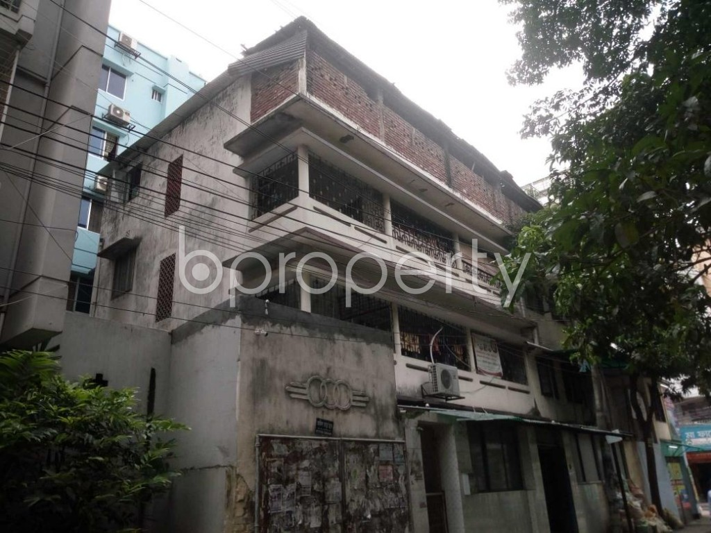 Front view - Office to Rent in Mohammadpur, Dhaka - 1902832