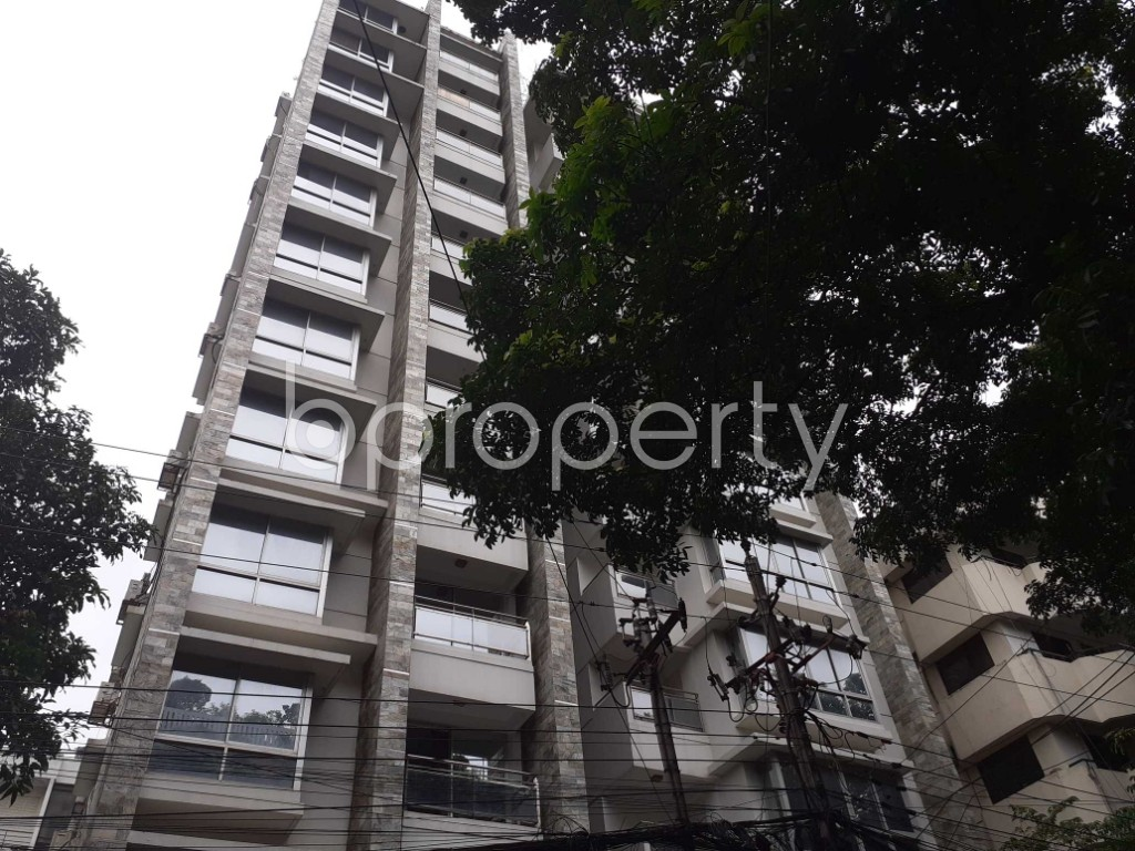 Front view - 3 Bed Apartment for Sale in Gulshan, Dhaka - 1902843