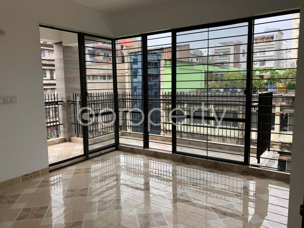 Bedroom - 3 Bed Apartment for Sale in Bashundhara R-A, Dhaka - 1900707