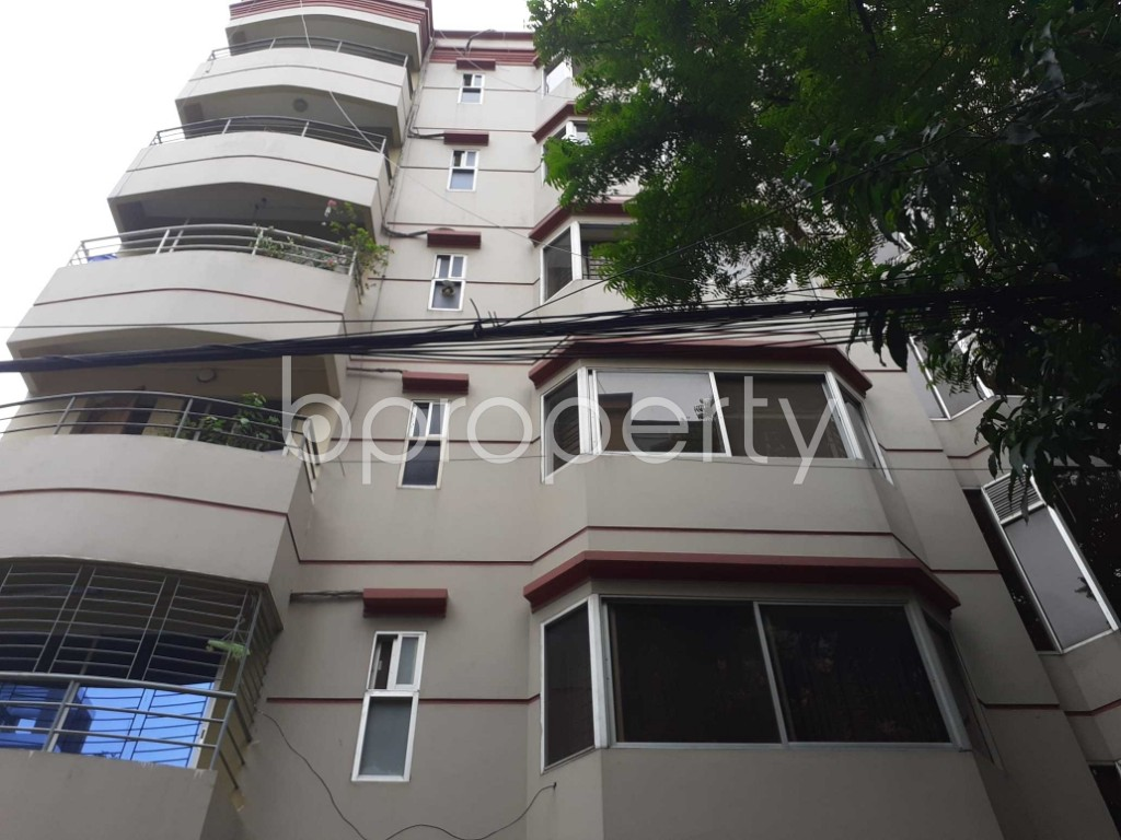 Front view - 3 Bed Apartment to Rent in Gulshan, Dhaka - 1902968