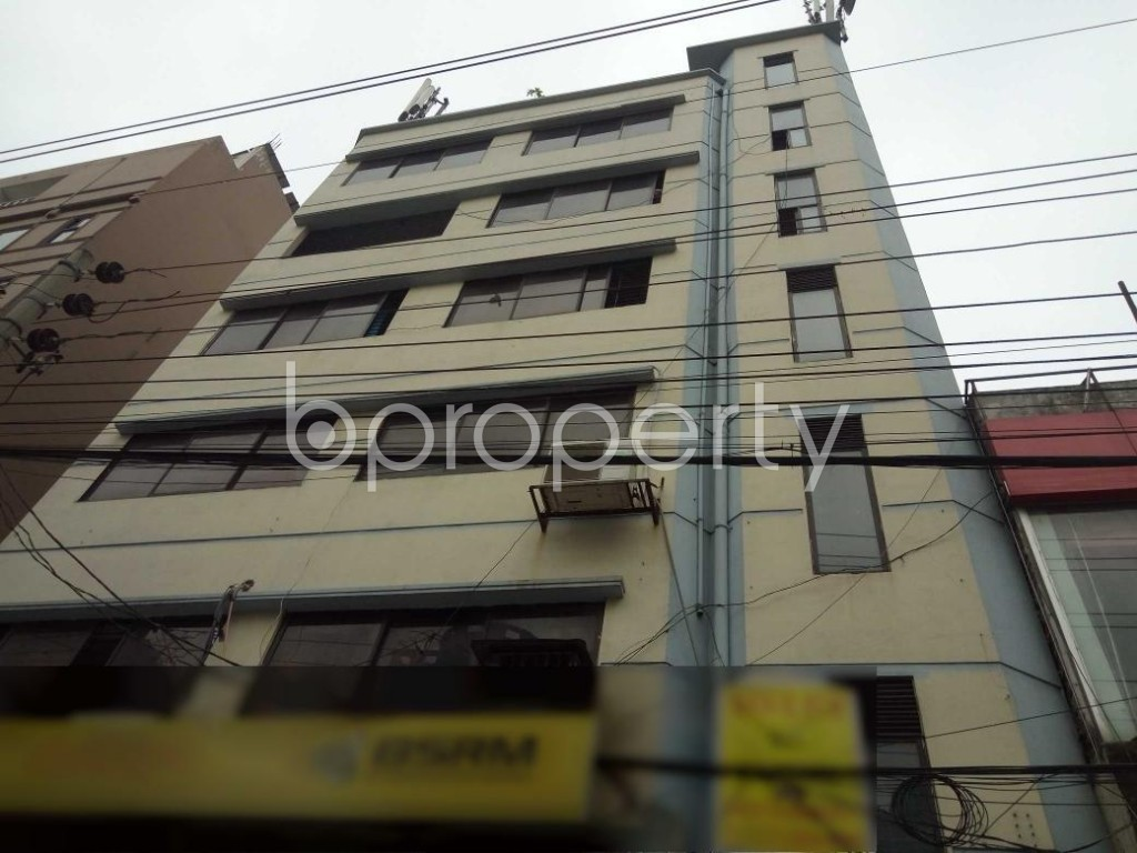 Front view - Office to Rent in Badda, Dhaka - 1903004