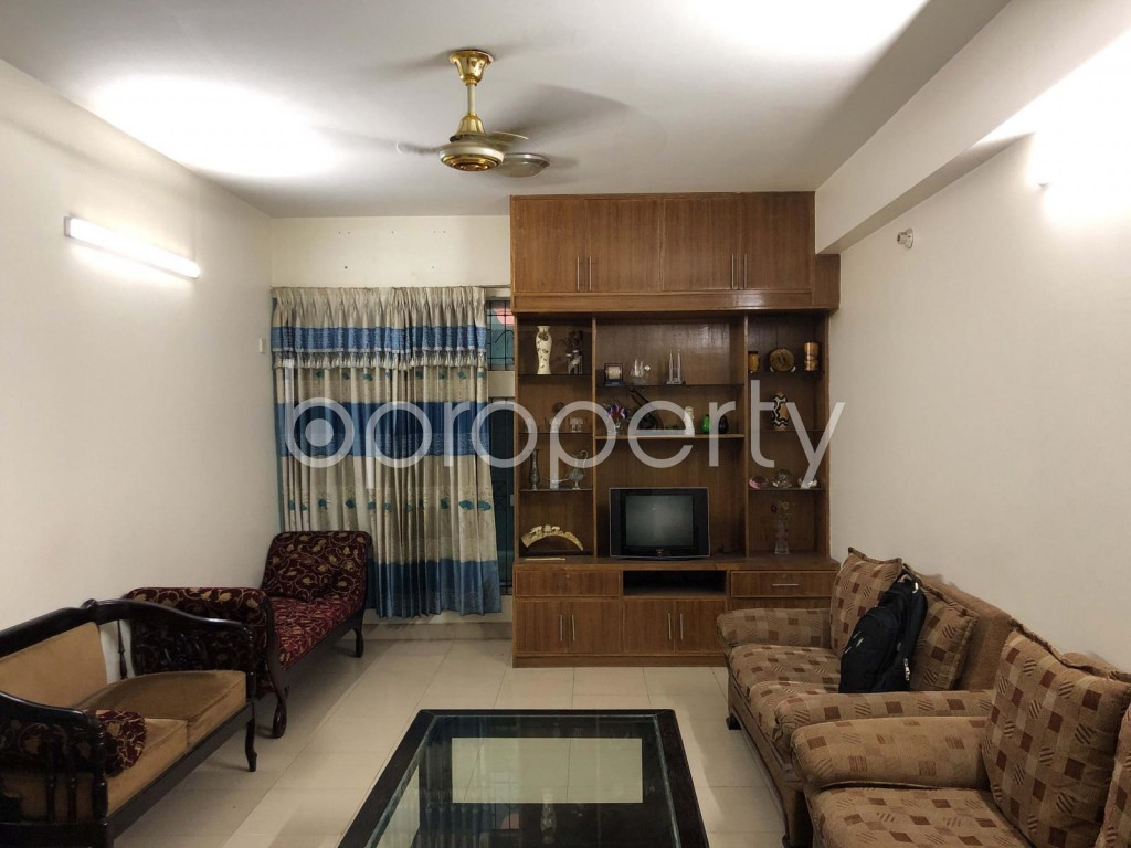 Dining area - 4 Bed Apartment for Sale in Dhanmondi, Dhaka - 1878100