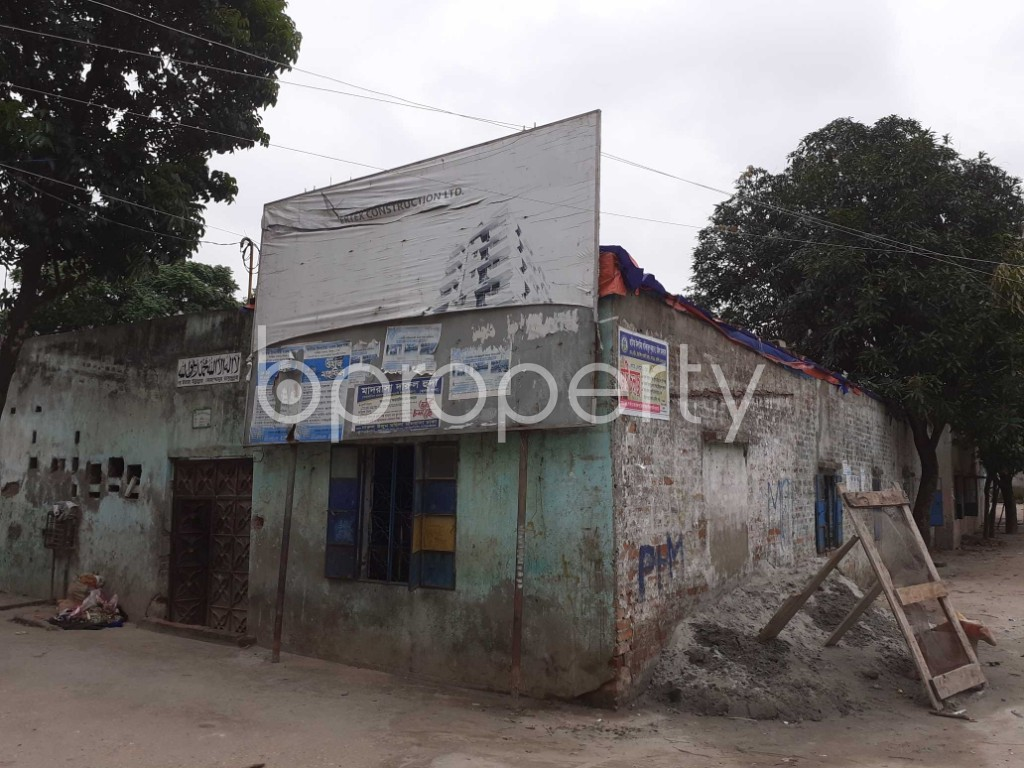 Outside view - 2 Bed Apartment for Sale in Mirpur, Dhaka - 1903031