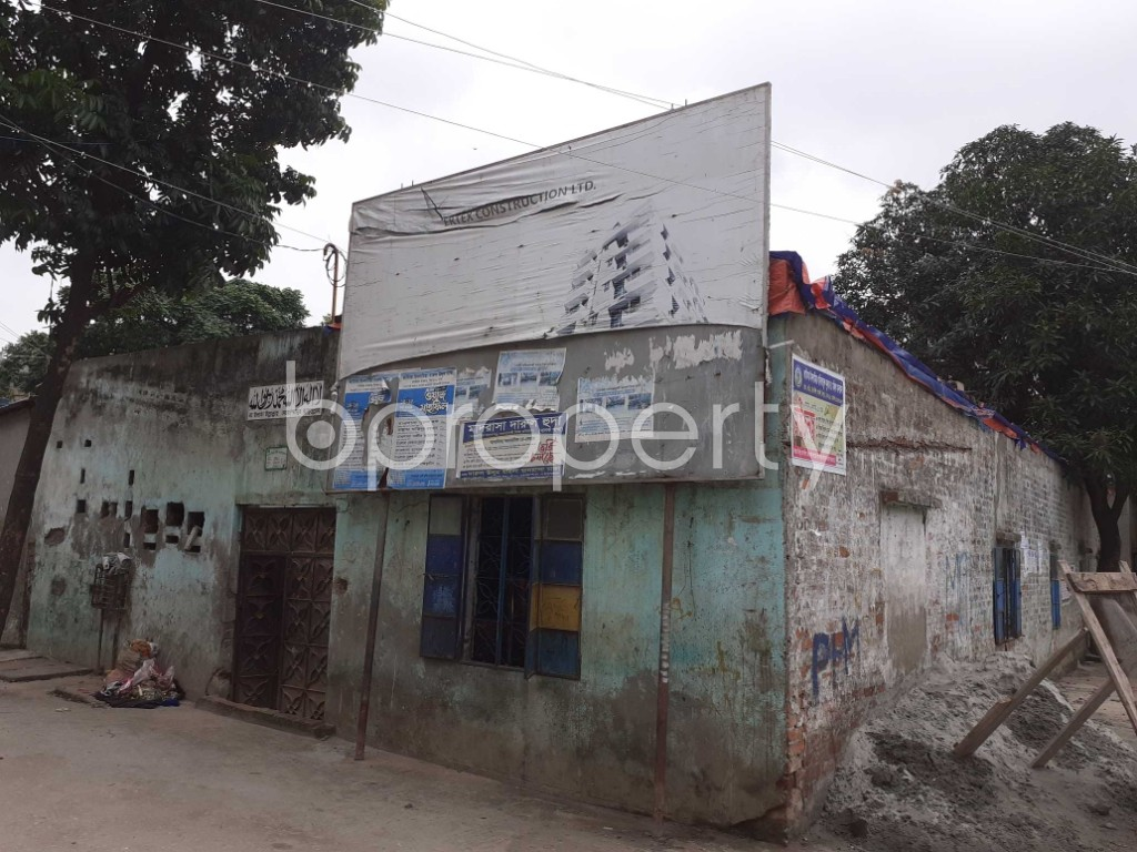 Outside view - 2 Bed Apartment for Sale in Mirpur, Dhaka - 1903037