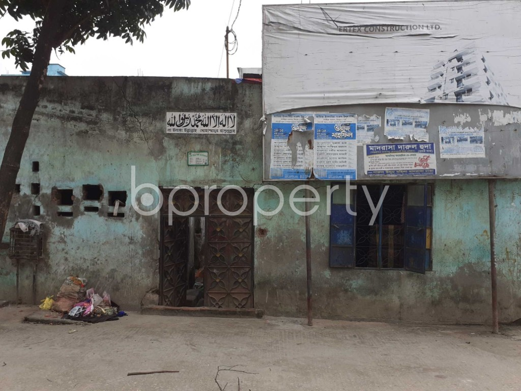 Outside view - 2 Bed Apartment for Sale in Mirpur, Dhaka - 1903041