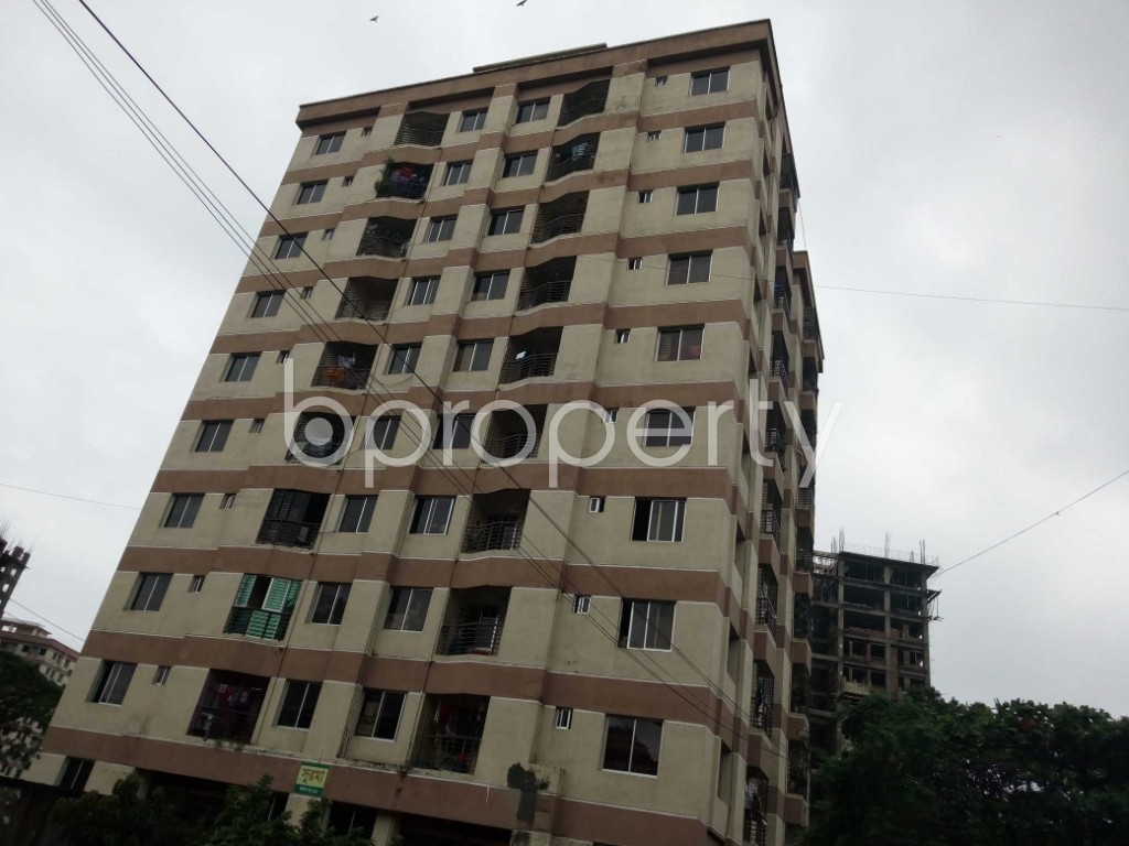 Front view - 3 Bed Apartment for Sale in Halishahar, Chattogram - 1903047