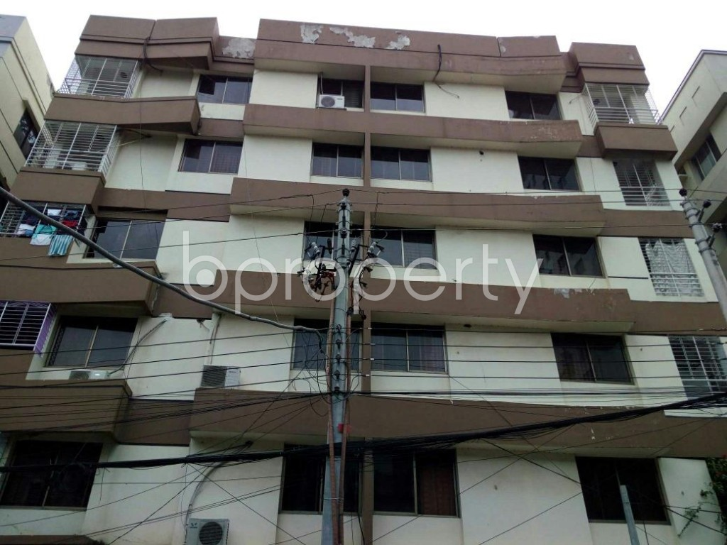Front view - 3 Bed Apartment to Rent in Gulshan, Dhaka - 1903049