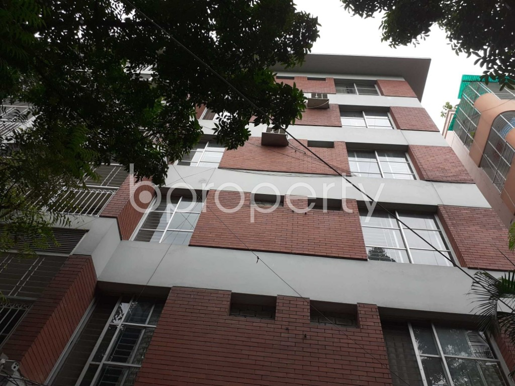 Outside view - 5 Bed Apartment to Rent in Gulshan, Dhaka - 1903102