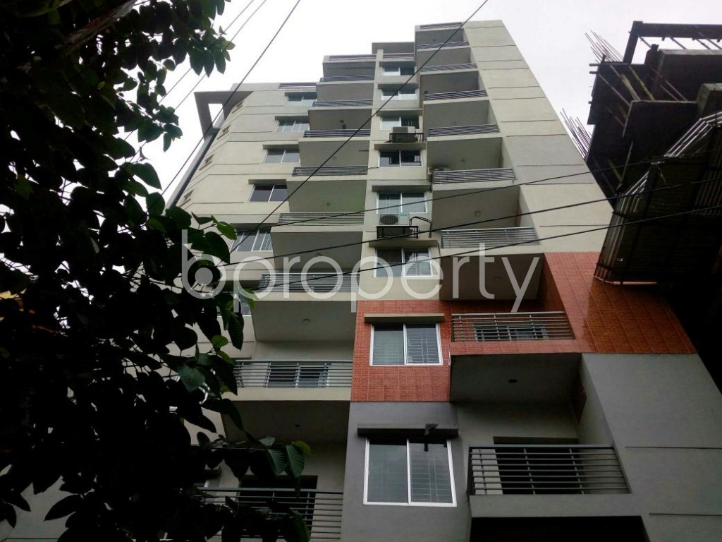 Front view - 3 Bed Apartment for Sale in Khulshi, Chattogram - 1903121