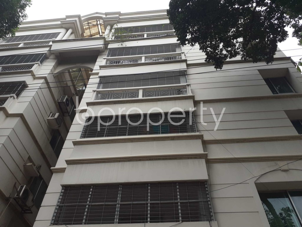 Front view - 3 Bed Apartment to Rent in Gulshan, Dhaka - 1903125