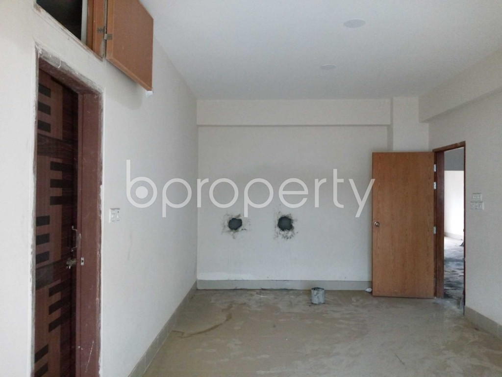 Commercial inside - Office to Rent in Aftab Nagar, Dhaka - 1903175