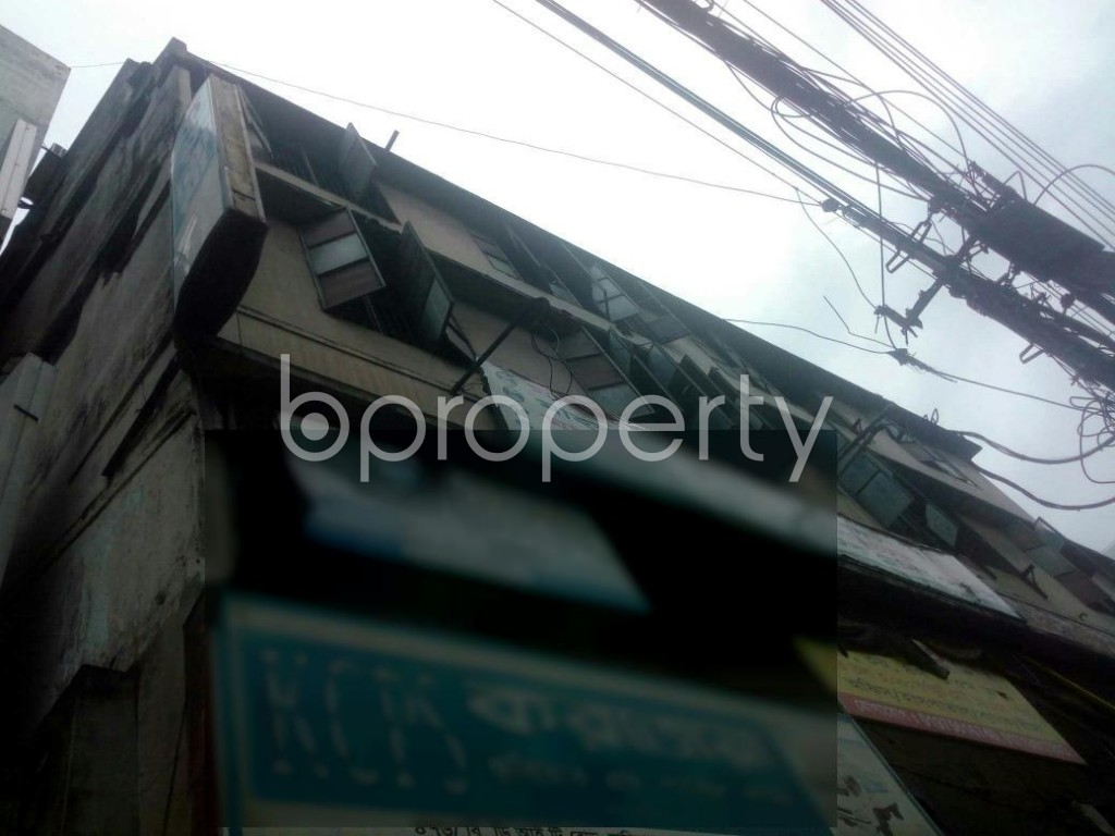 Outside view - Office to Rent in Malibagh, Dhaka - 1903185