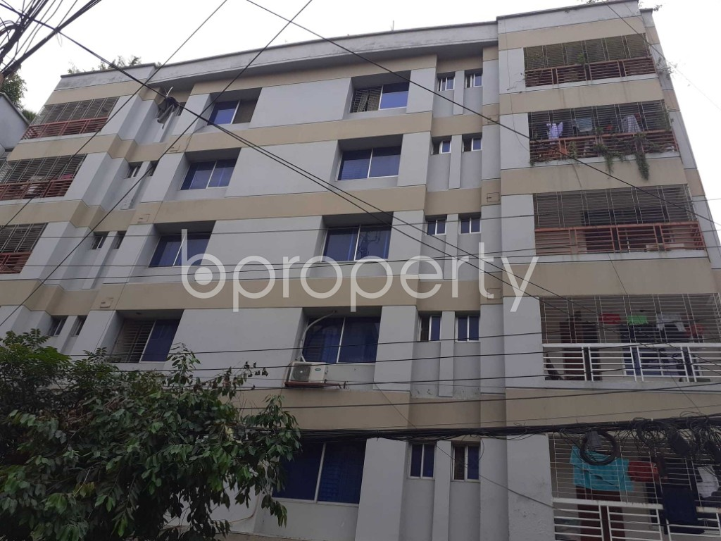 Front view - 3 Bed Apartment to Rent in Gulshan, Dhaka - 1903194