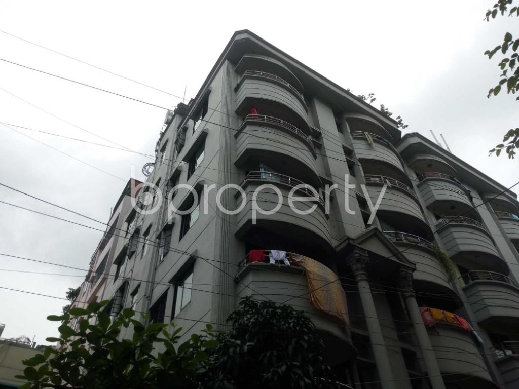 Outside view - Office to Rent in Nikunja, Dhaka - 1903272