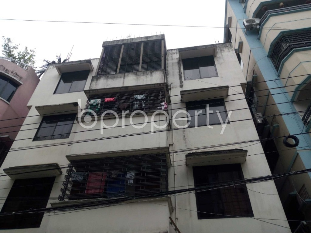 Outside view - Shop to Rent in Nikunja, Dhaka - 1903277