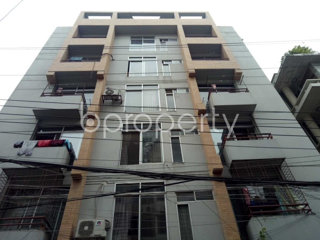 Front view - 3 Bed Apartment to Rent in Uttara, Dhaka - 1903304