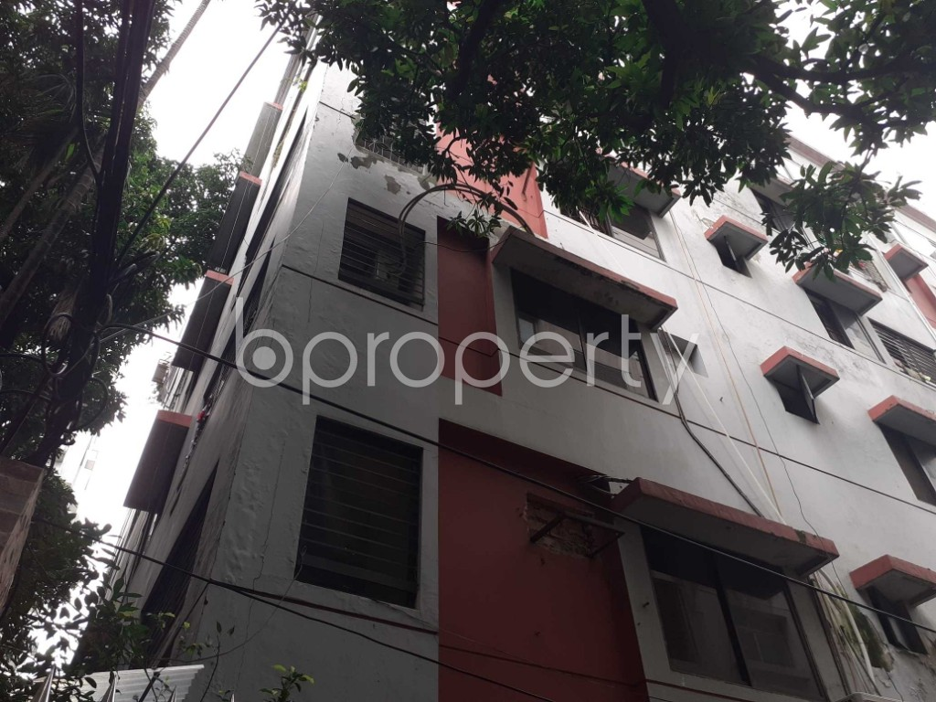 Outside view - 3 Bed Apartment to Rent in Gulshan, Dhaka - 1903365