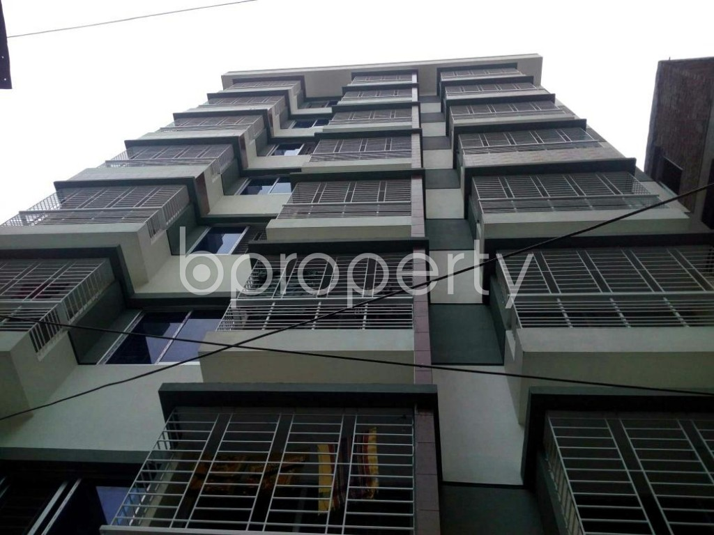 Front view - 3 Bed Apartment for Sale in Tejgaon, Dhaka - 1903386