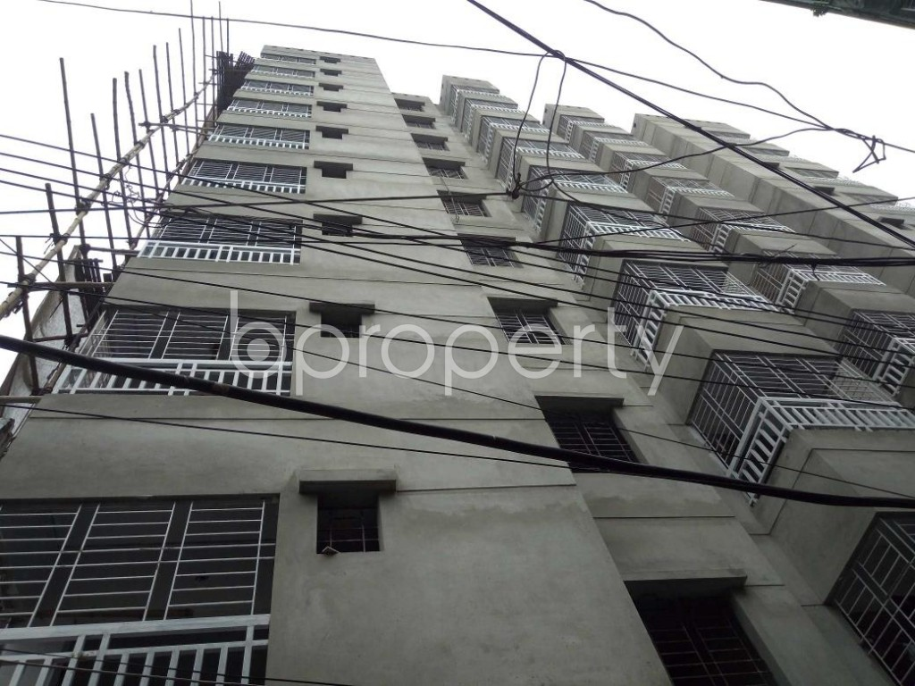 Front view - 3 Bed Apartment for Sale in Dhanmondi, Dhaka - 1903396