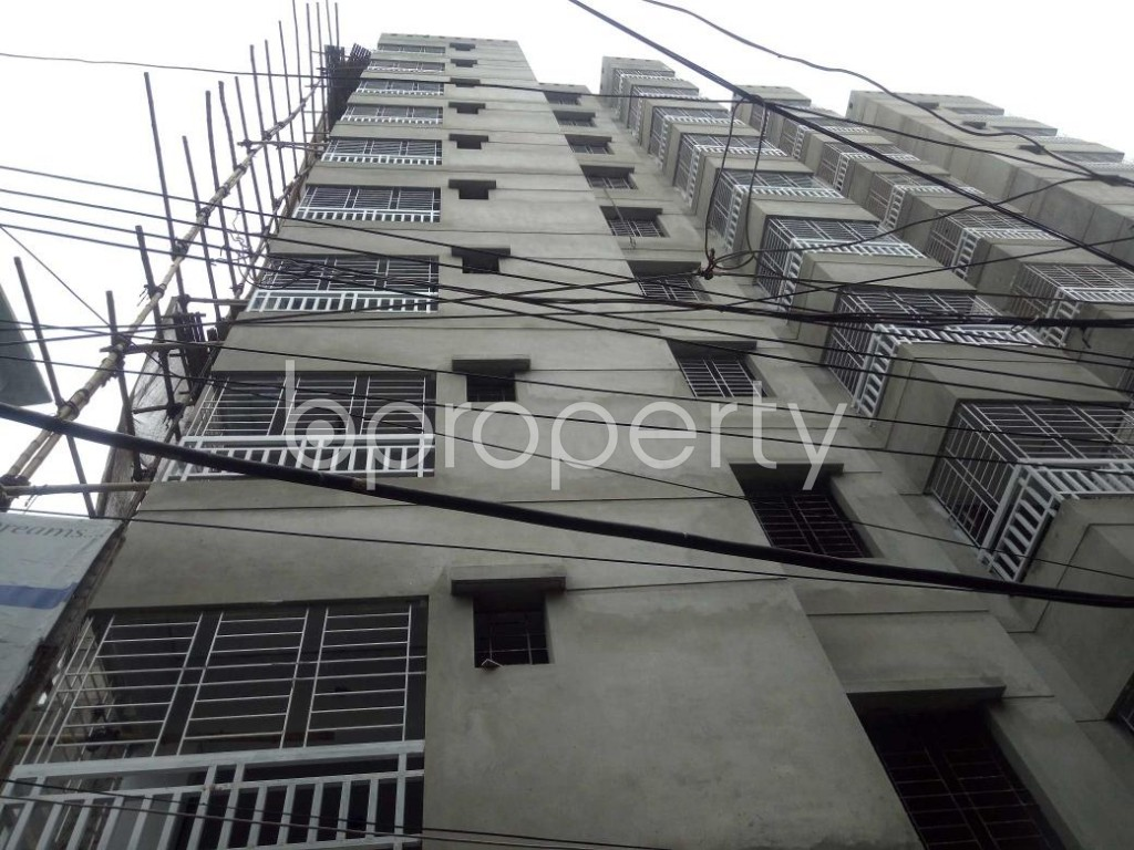Front view - 3 Bed Apartment for Sale in Dhanmondi, Dhaka - 1903400