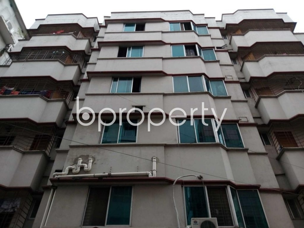 Front view - 1 Bed Apartment to Rent in Uttara, Dhaka - 1903408