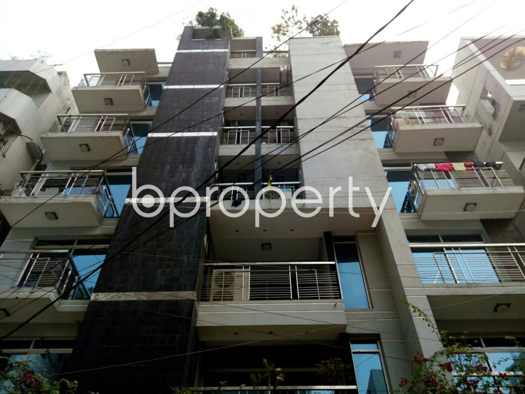 Front view - 3 Bed Apartment to Rent in Uttara, Dhaka - 1903409