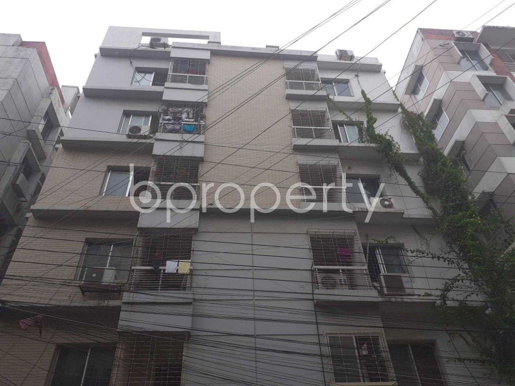 Front view - 3 Bed Apartment to Rent in Uttara, Dhaka - 1903415